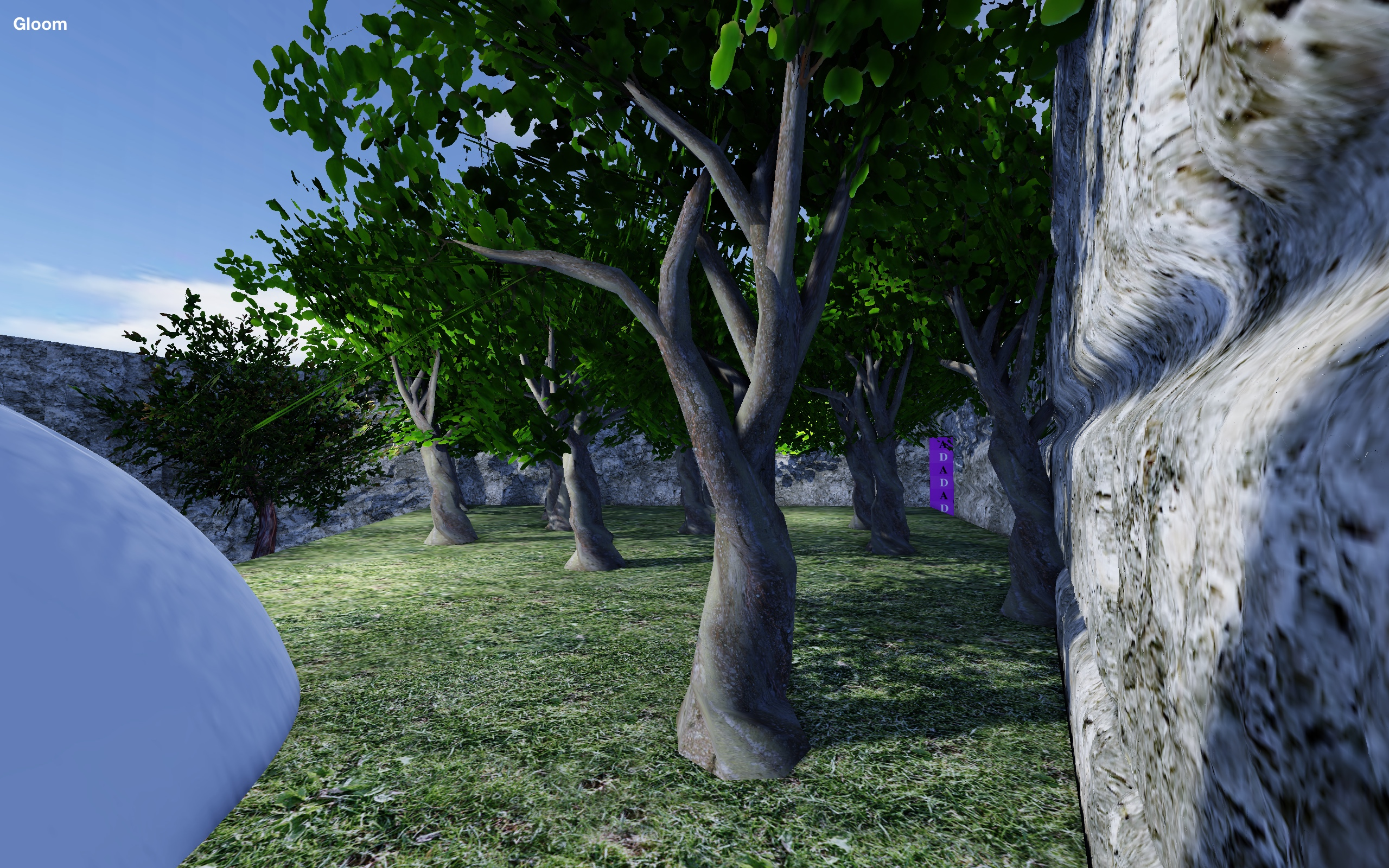 Further rendering explorations – Part 2 – Doomsday Blog